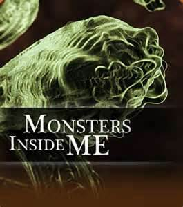 Monsters Inside Me TV Show on Parasitism from Animal Planet