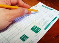 Scantron Test Form