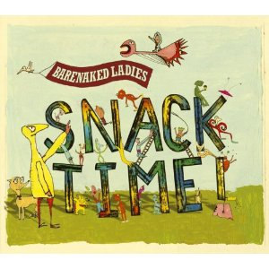 Barenaked Ladies Snacktime Album